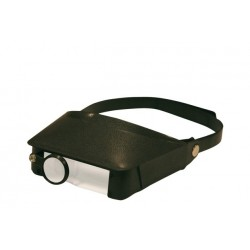 LUNETTE LOUPE FRONT.ECLAIRAGE